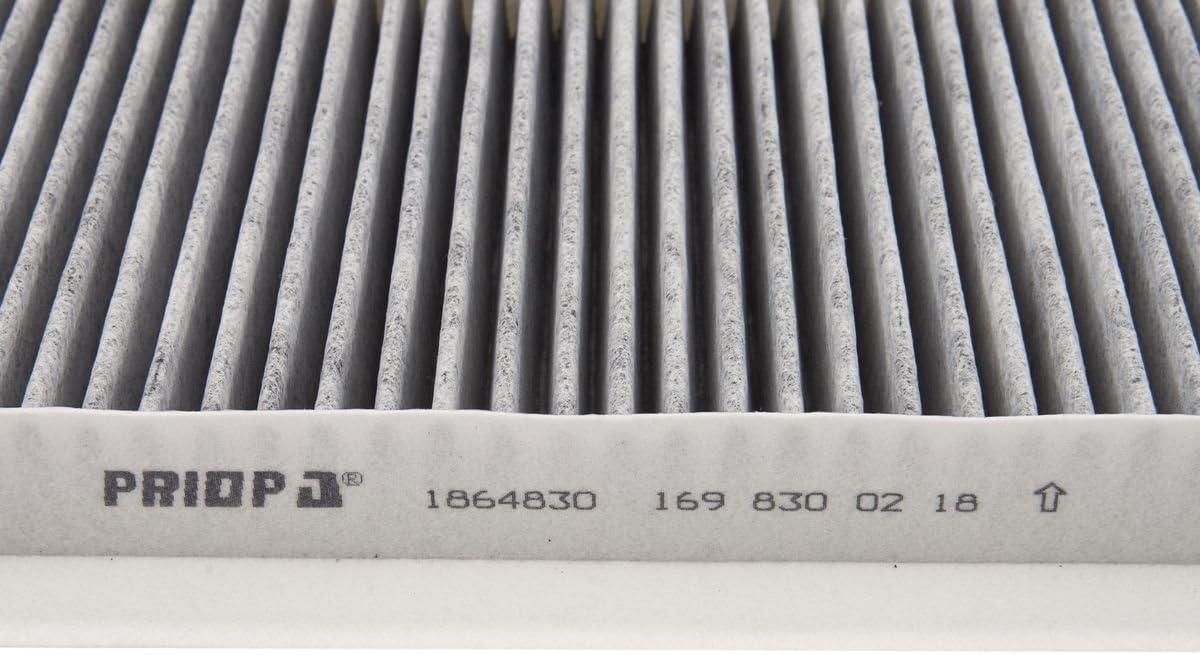 Priopa Filter Innenraumluft Innenraumfilter 1864830 Auto