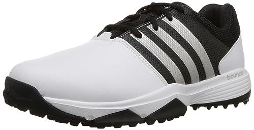 sports shoes 0a516 b2432 Adidas Golf360 Traxion WD - 360 Trazione WD da Uomo Amazon.it Scarpe e  borse