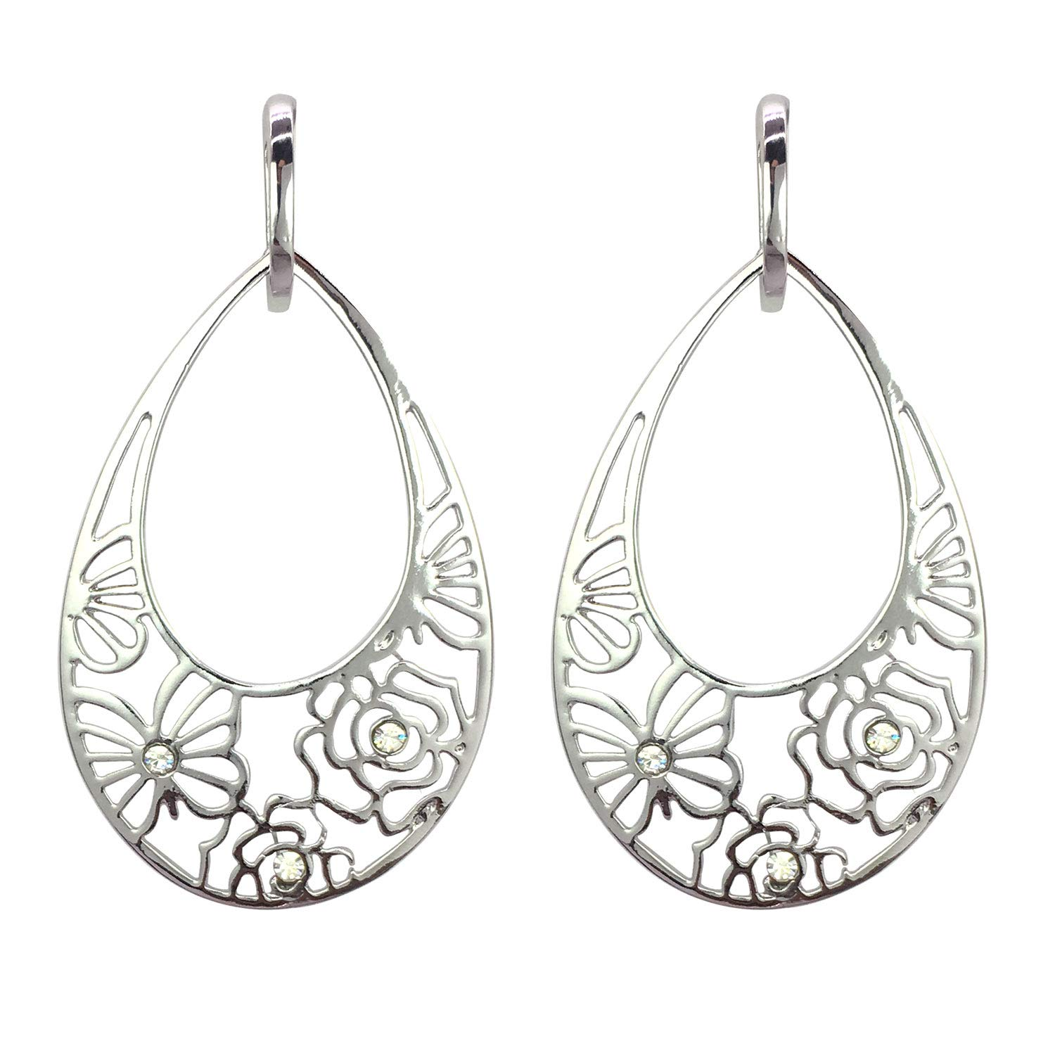 JHWZAIY Teardrop Earrings Dangle Drop Earrings for Women /& Girls Jewelry