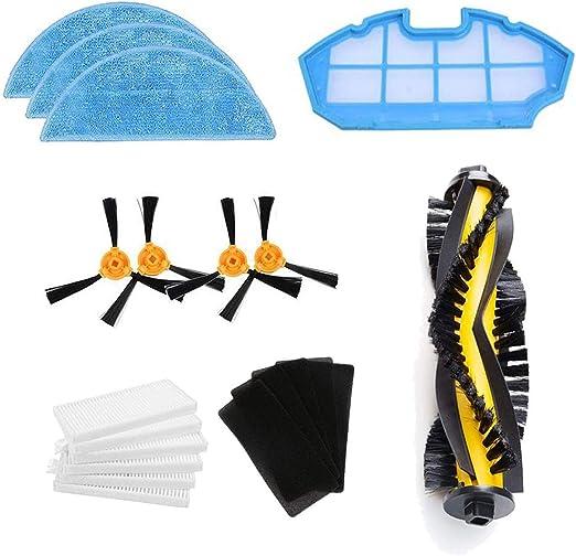 Zealing Kit de Accesorios de Limpieza para Robots aspiradores ...