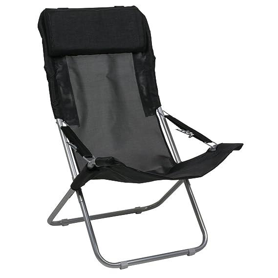 Silla Maxi De es 10t Chair CampingNegroEstándarAmazon CQrsdBthxo