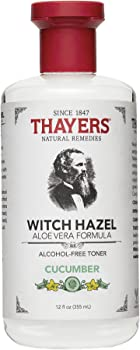 Thayer 12 Fluid Ounce Cucumber Witch Hazel