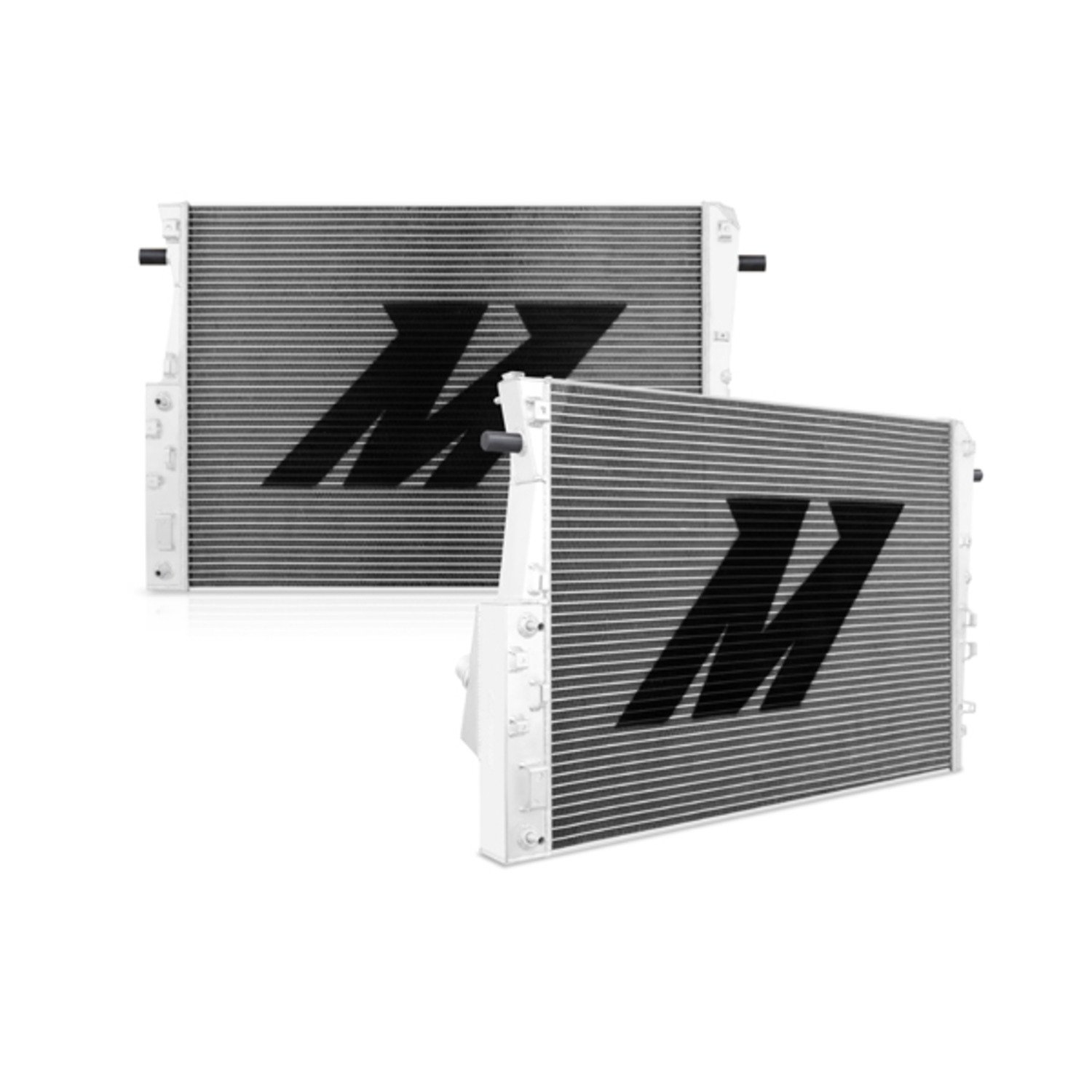 Amazon.com: Mishimoto MMRAD-F2D-08 Aluminum Radiator for Ford 6.4L Power Stroke: Automotive
