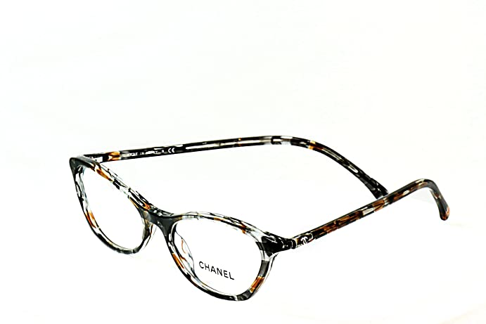 Amazon.com: Chanel Designer Womens Frames CH 3337 C1521 53mm ...
