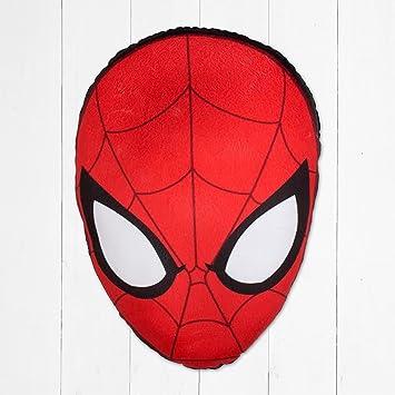 Cojin con forma de Spiderman