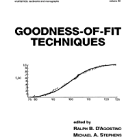 Goodness-of-Fit-Techniques (English Edition)