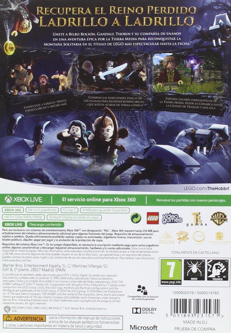 LEGO: El Hobbit: sony playstation3: Amazon.es: Videojuegos