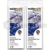 (Package Of 2) WaterSafe LEAD Water Test Kit