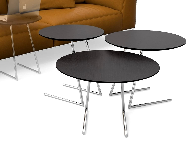 Amazon.com: Cricket Table Set - Coffee Table + End Table + Side ...