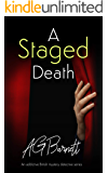 A Staged Death: An addictive British mystery detective series (A Brock & Poole Mystery Book 2)