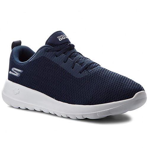 GO Walk MAX- Effort Navy Running Shoes