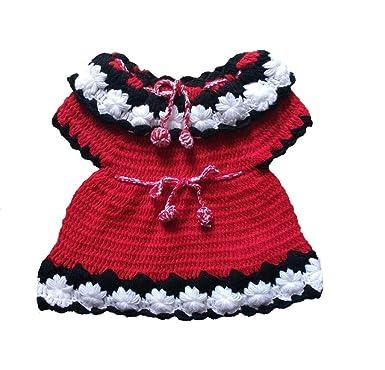 The Creators Baby Girls Sweater 6 12 Months Red Amazonin