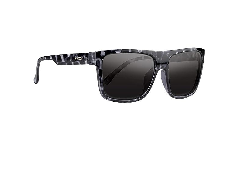 Amazon.com: NECTAR Wide Flat Top Sunglasses with EuphoricHD ...