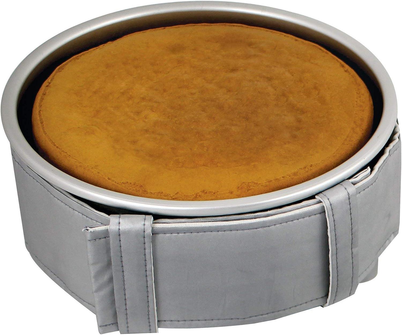 PME LBB223 Level Baking Belt 56 x 3 for Cake Pans Standard Silver