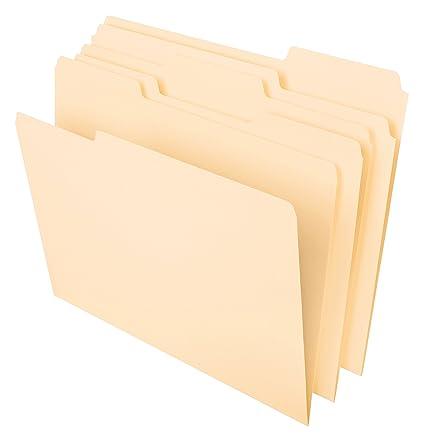 file folders. Plain Folders Pendaflex File Folders Letter Size 812u0026quot X 11u0026quot In Folders Amazoncom