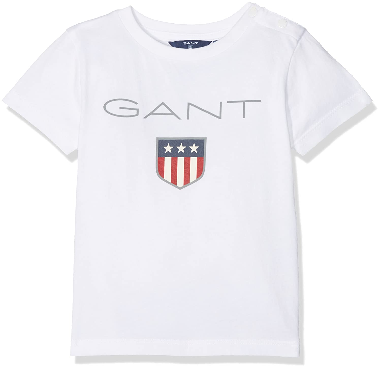 Gant Baby Boy Shield Logo T-Shirt 705114
