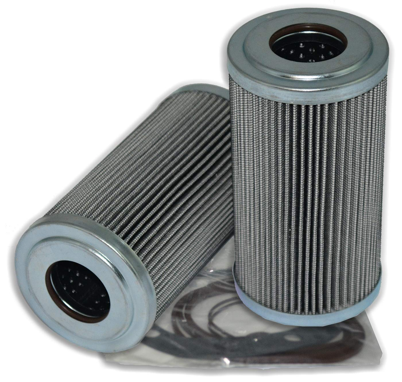 Allison 29506337 High Capacity 6 Inch Replacement Transmission Filter Kit from Big Filter Includes Gaskets and O-Rings for Allison 3000-4000 Transmissions