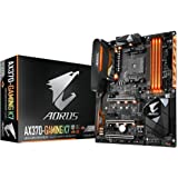 Gigabyte GA-AX370-Gaming K7 AM4 AMD X370 RGB FUSION SMART FAN 5 HDMI M.2 U.2 USB 3.1 Type-C ATX DDR4 Motherboard