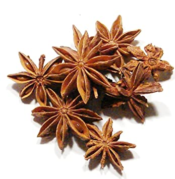 Star Anise whole 50gm (Pack of 3 Combo)