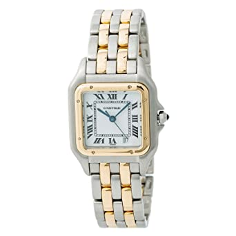Cartier Panthere de Cartier quartz mens Watch 110000R (Certified Pre-owned)