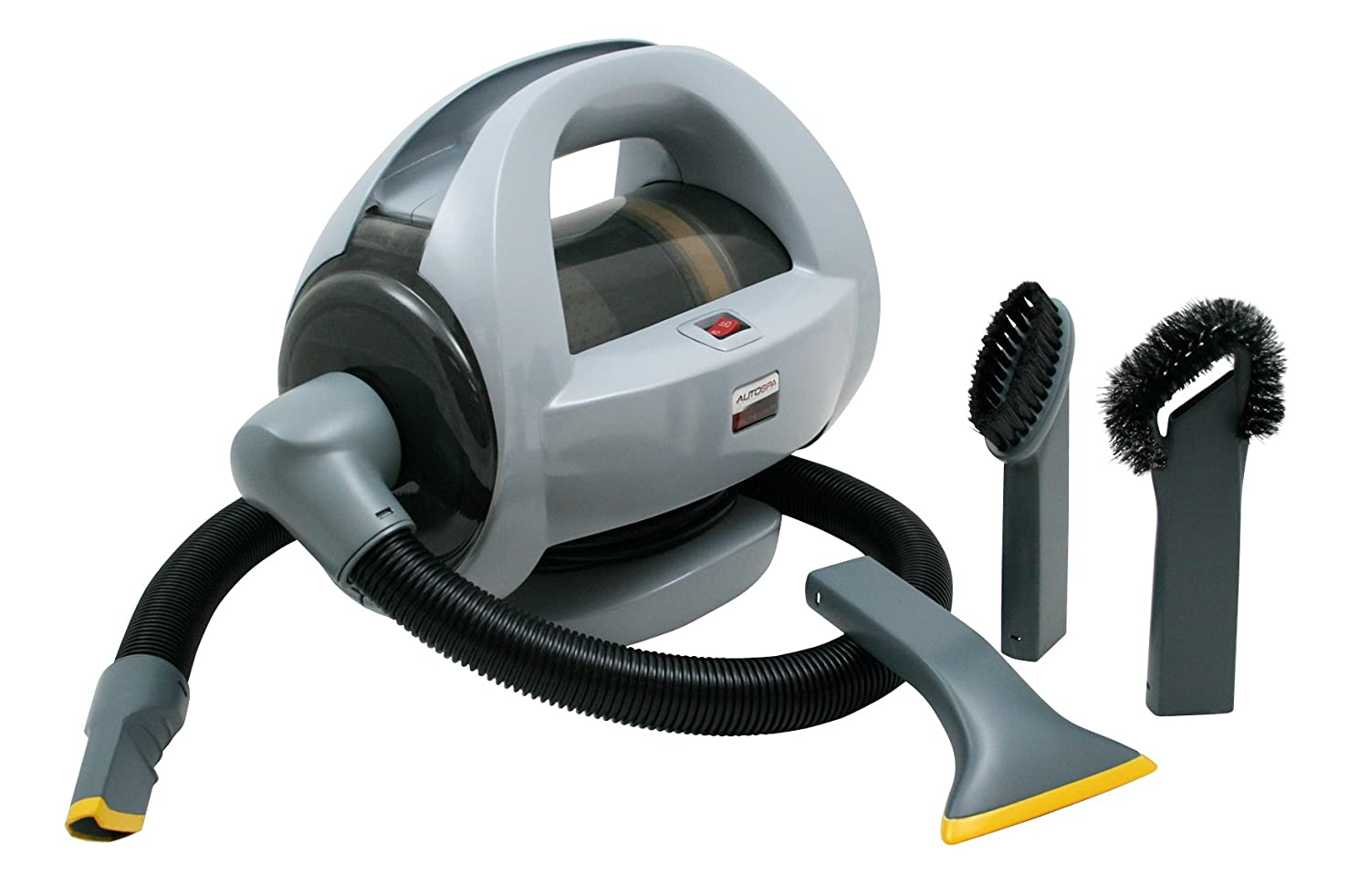 AutoSpa 94005AS Bag less Auto-Vac Hand-Held Vacuum