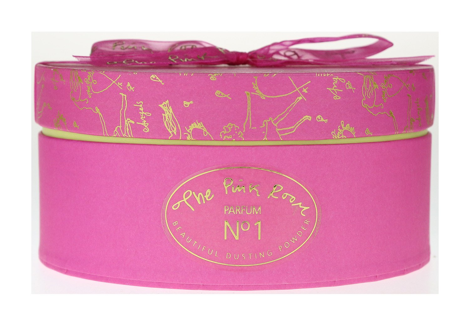 The Pink Room No 1 Beautiful Body Dusting Powder 5.29Oz/150g In Box