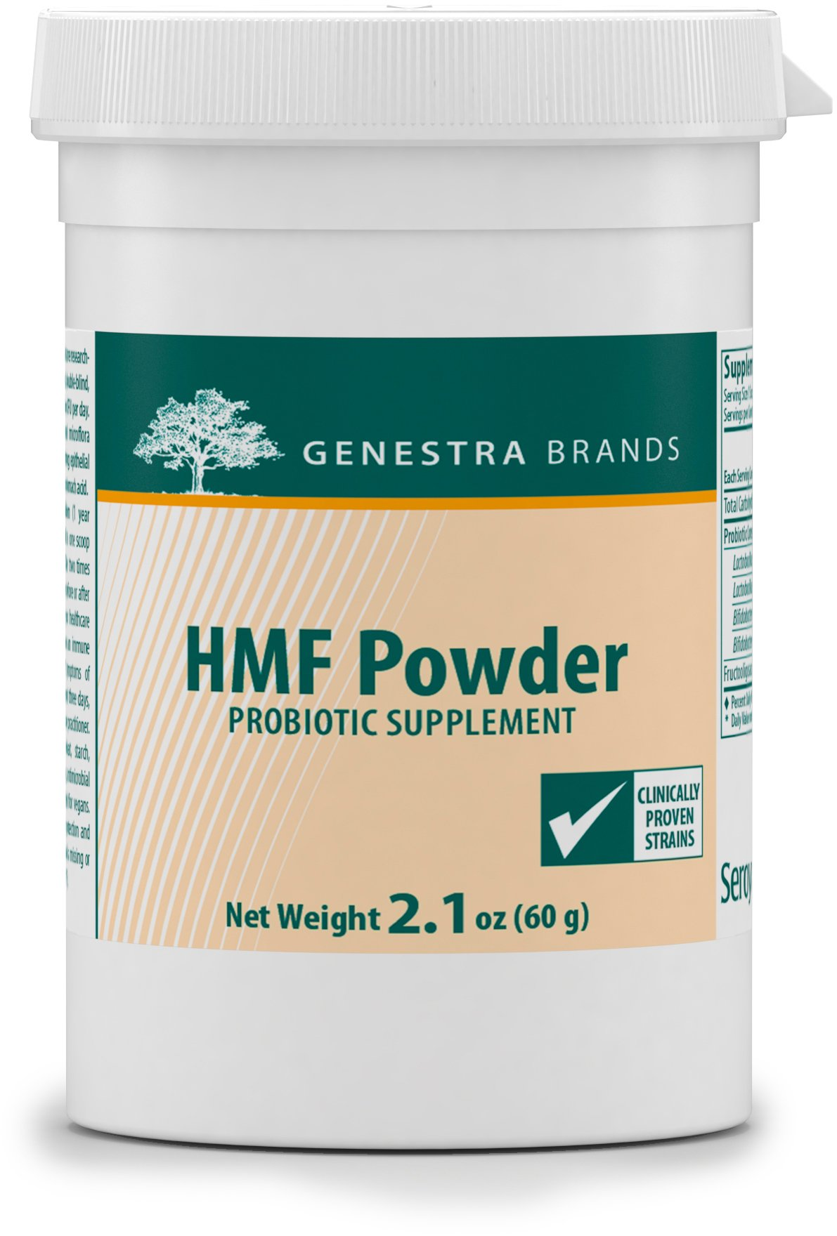 Amazon Com Genestra Brands Hmf Baby B Probiotic