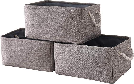Set of 2 by Handcrafted 4 Home Rectangular Storage Star Bin