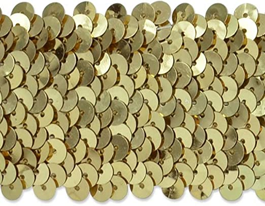 Expo International Coin Trim Gold 10 yd