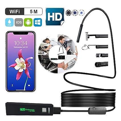 Amazon Com Senb Wifi Endoscope 2 0mp 1200p Full Hd Inspection