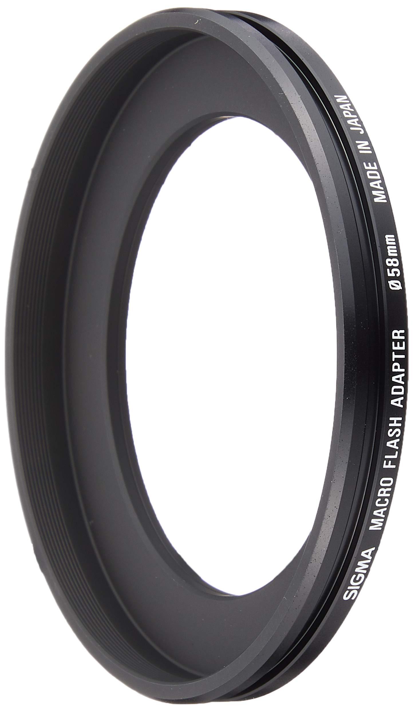 Sigma 58mm Macro Flash Adapter Ring