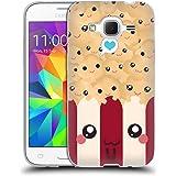 Head Case Designs Pop-Corn Kawaii Série 1 Étui Coque en Gel molle pour Samsung Galaxy Core Prime