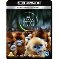 Seven Worlds One Planet (4K Ultra HD + Blu-ray)