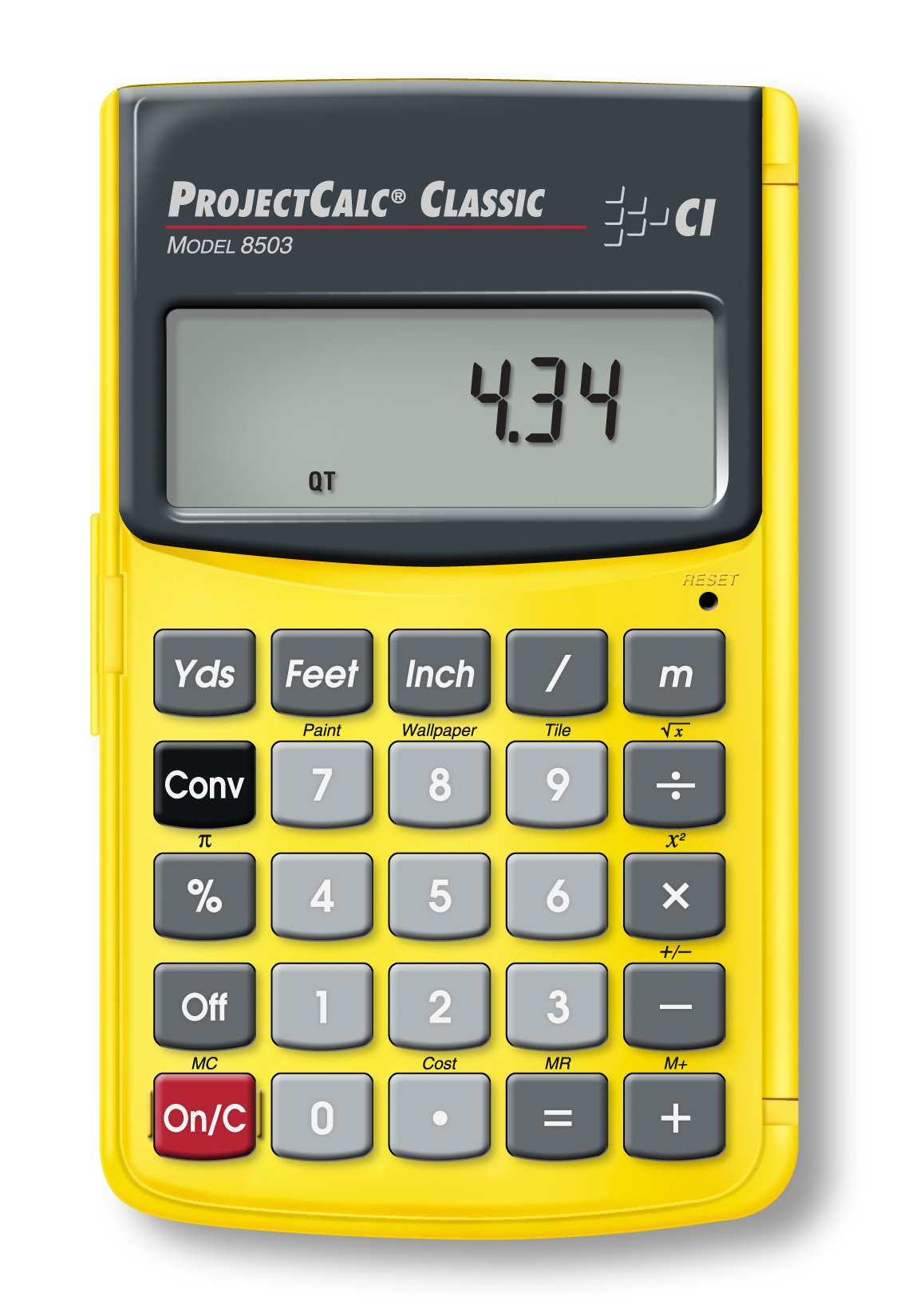 Galleon Calculated Industries 8503 Projectcalc Classic