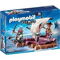 Playmobil Pirate Raft Building Kit