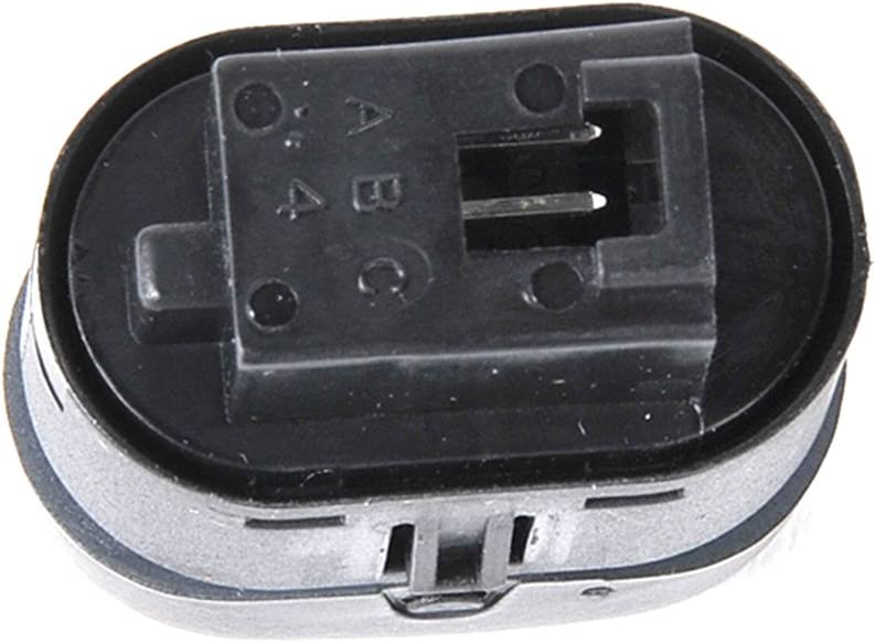 ACDelco 15777128 GM Original Equipment Ebony Front Door Lock Switch