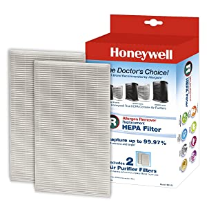 Honeywell True HEPA Replacement Filter HRF-R2 - 2 Pack