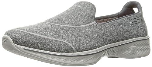 2be88220095b Skechers Women s Go 4-14161 Walking Shoe  Amazon.co.uk  Shoes   Bags