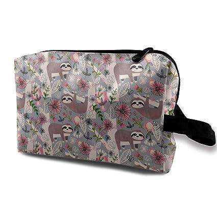 Bolsa de cosméticos para monedero, Lovable Sloths - Mini_184 ...