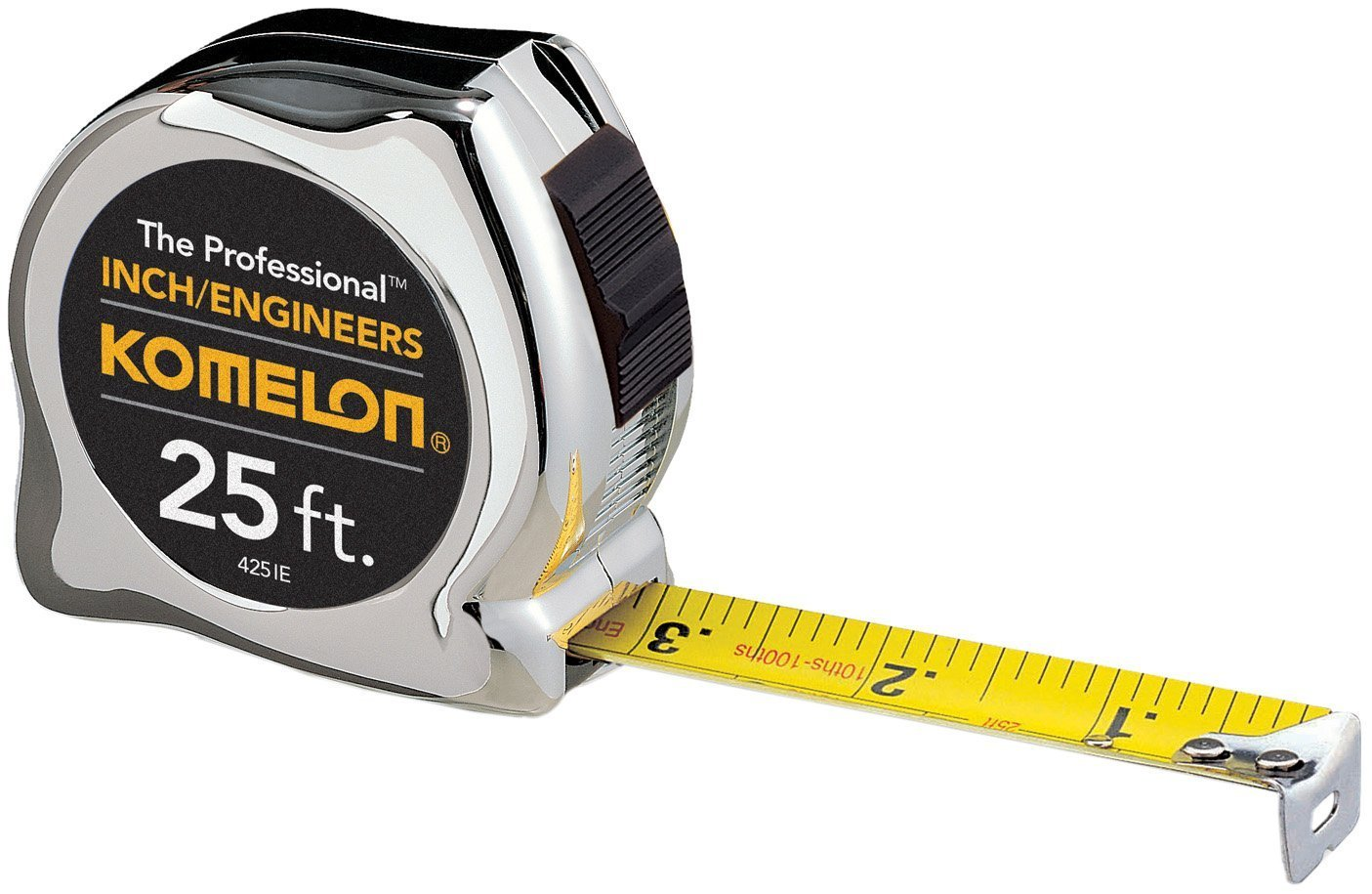 Komelon 425IE The Professional 25-Foot Inch/Engineer Scale Power Tape