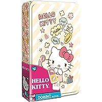 Novelty Dominó Hello Kitty Incluye, 28 Fichas