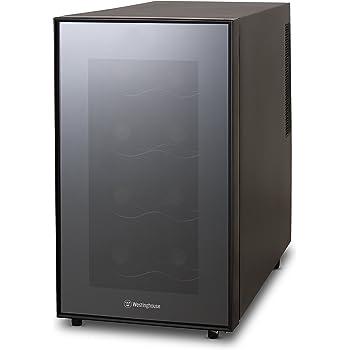 Amazon.com: Haier HVTM08ABS 8Bottle Wine Cellar with Electronic Controls: Appliances