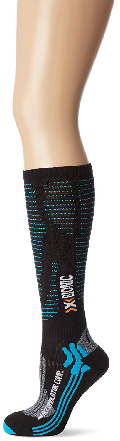 X-Socks Adultos Función Calcetines Accumulator Competition Lady: Amazon.es: Deportes y aire libre