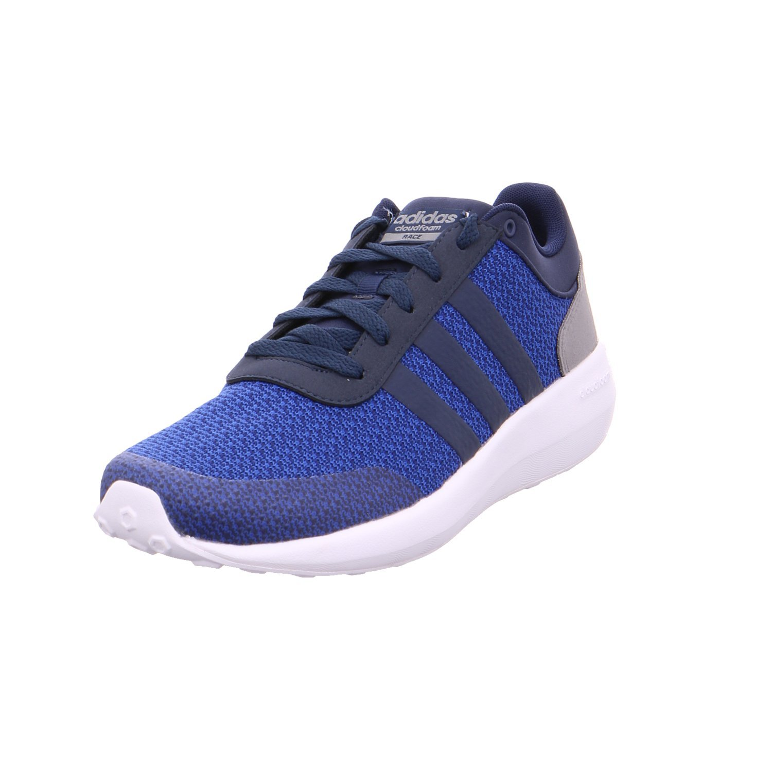 san francisco e06b5 2b6b7 adidas neo Mens Cf Race ConavyConavyCroyal Sneakers - 11 UKIndia (46  EU) Buy Online at Low Prices in India - Amazon.in