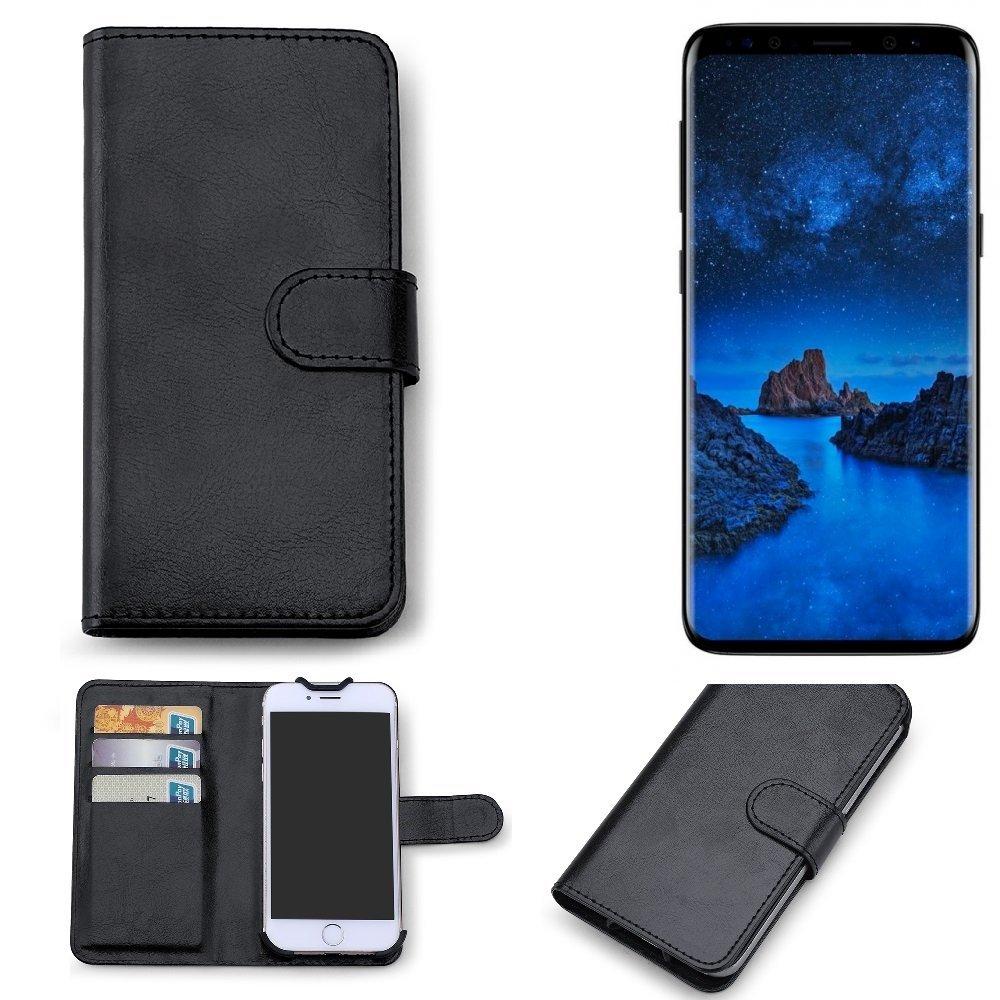 Amazon com: K-S-Trade for Samsung Galaxy S9 360° Case Flip