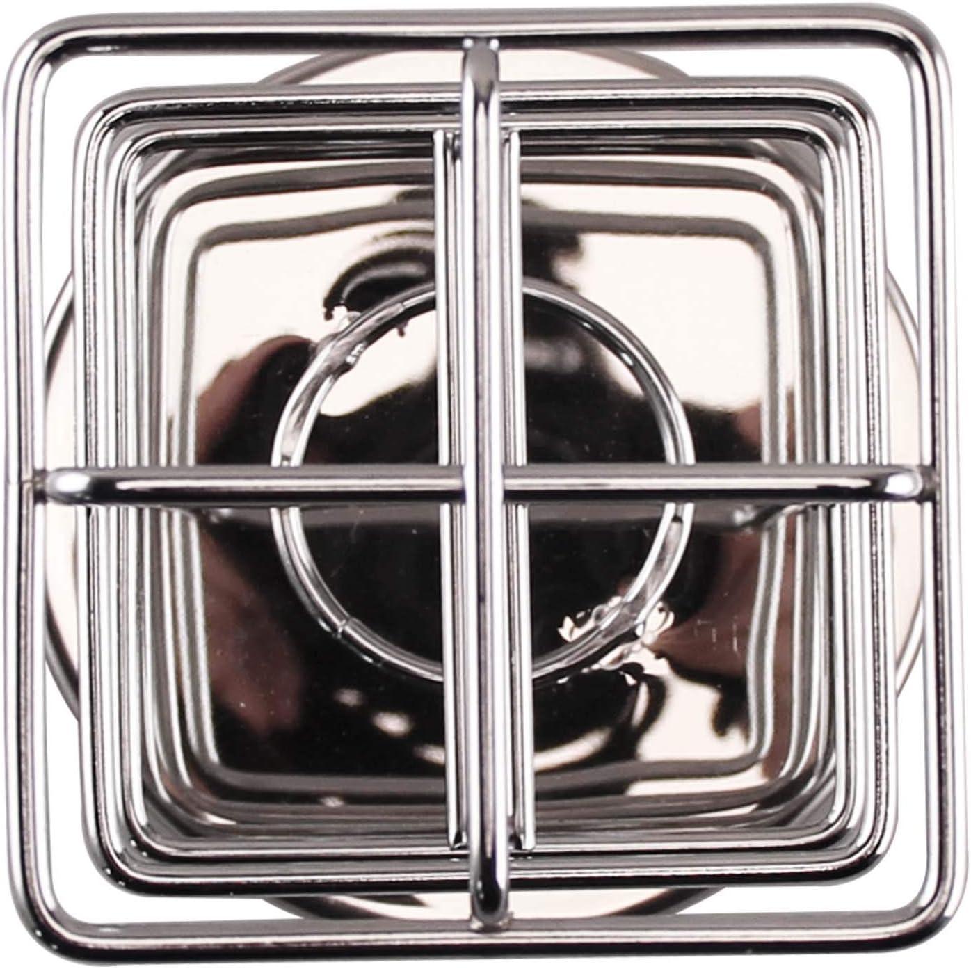 40 40//48 EVER RICH /® Soporte para c/ápsulas de caf/é Nespresso dise/ño giratorio