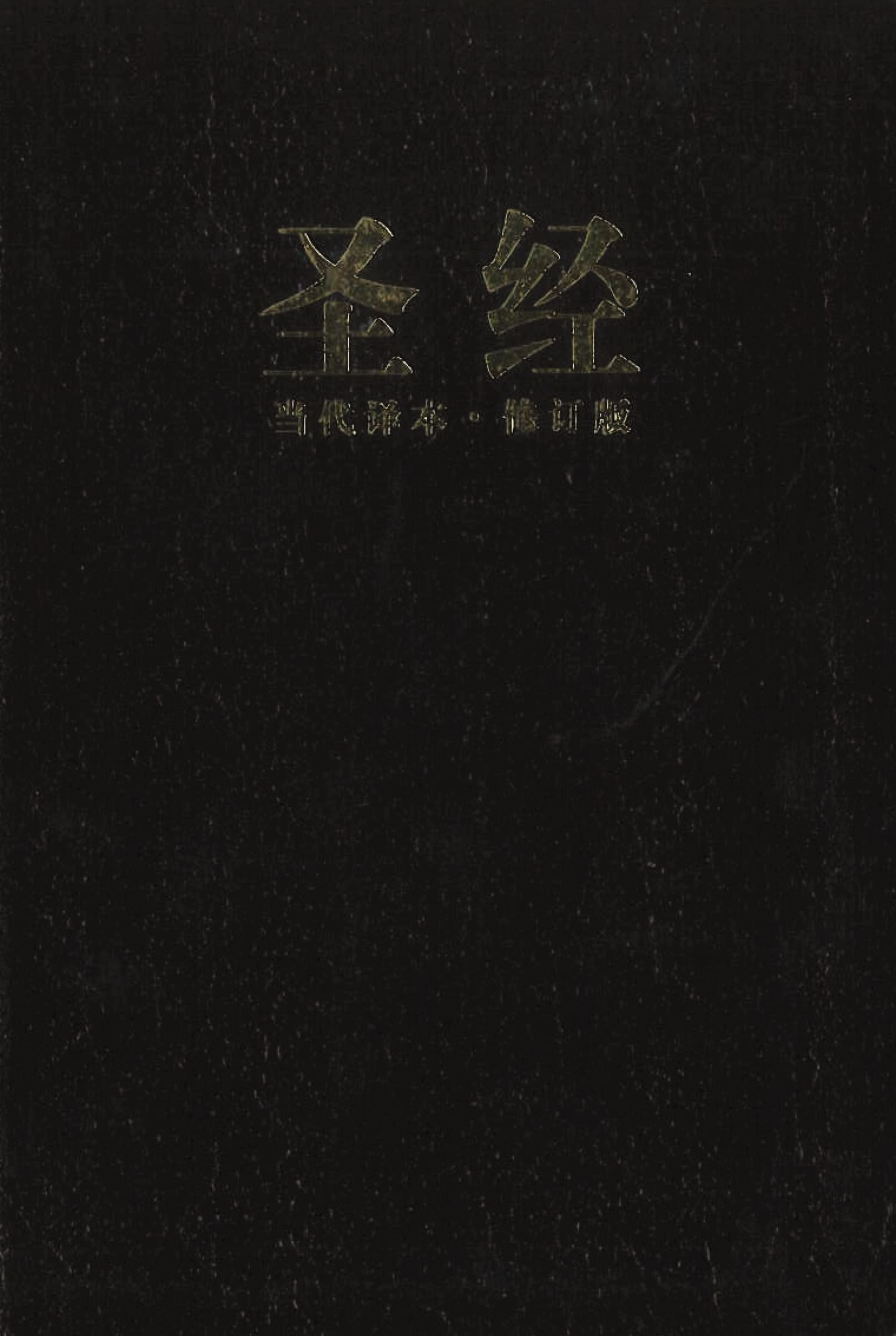 Download Chinese Contemporary Bible (Simplified Script), Large Print, Bonded Leather, Black pdf epub