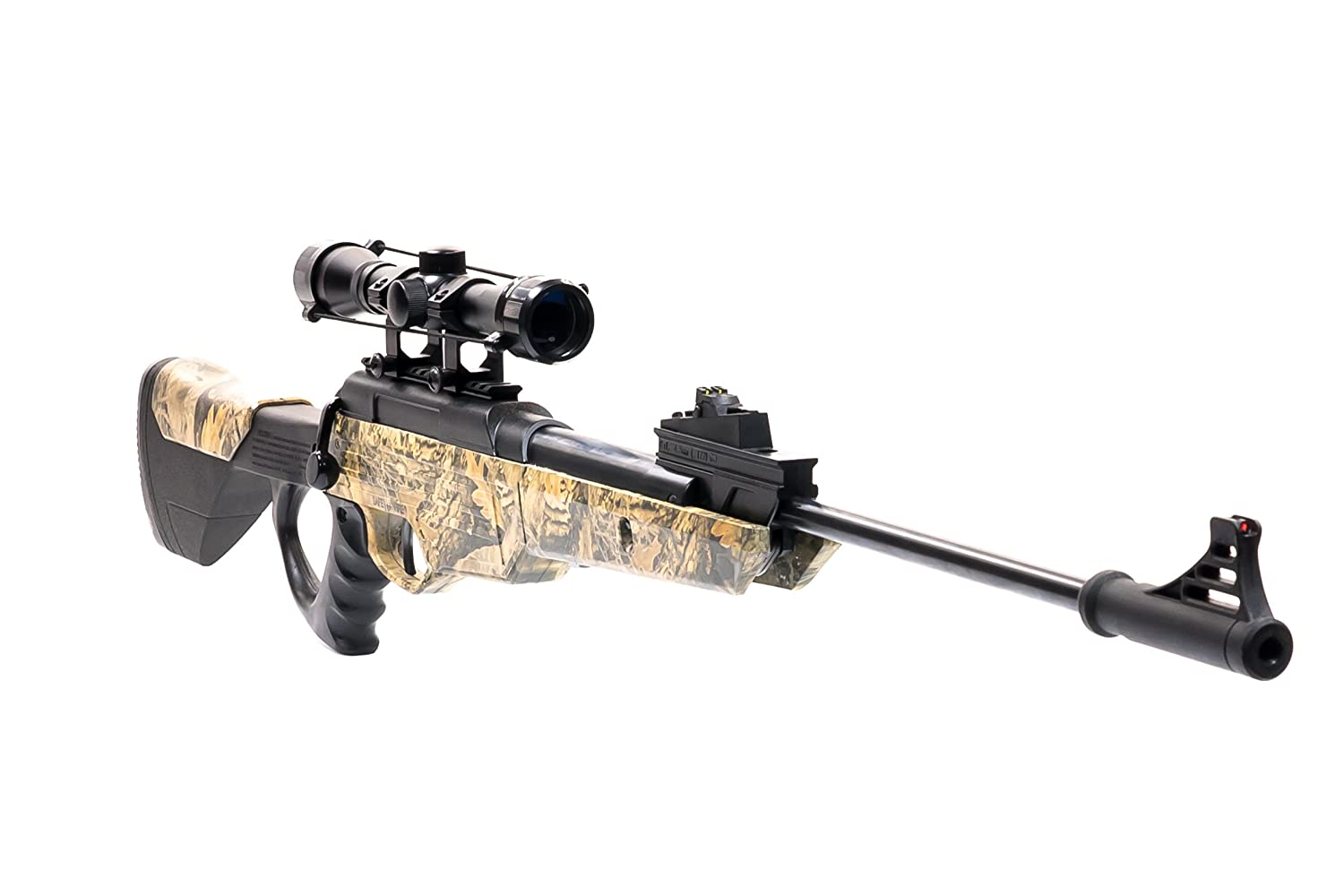 Amazon.com : Bear River TPR 1200 Hunting Air Rifle .177 Pellet Ammo Scope  Included : Sports U0026 Outdoors