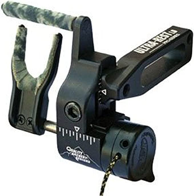 Best arrow rest :Pro-Series LD Drop-Away Arrow Rest by Quality Archery Designs (QAD)