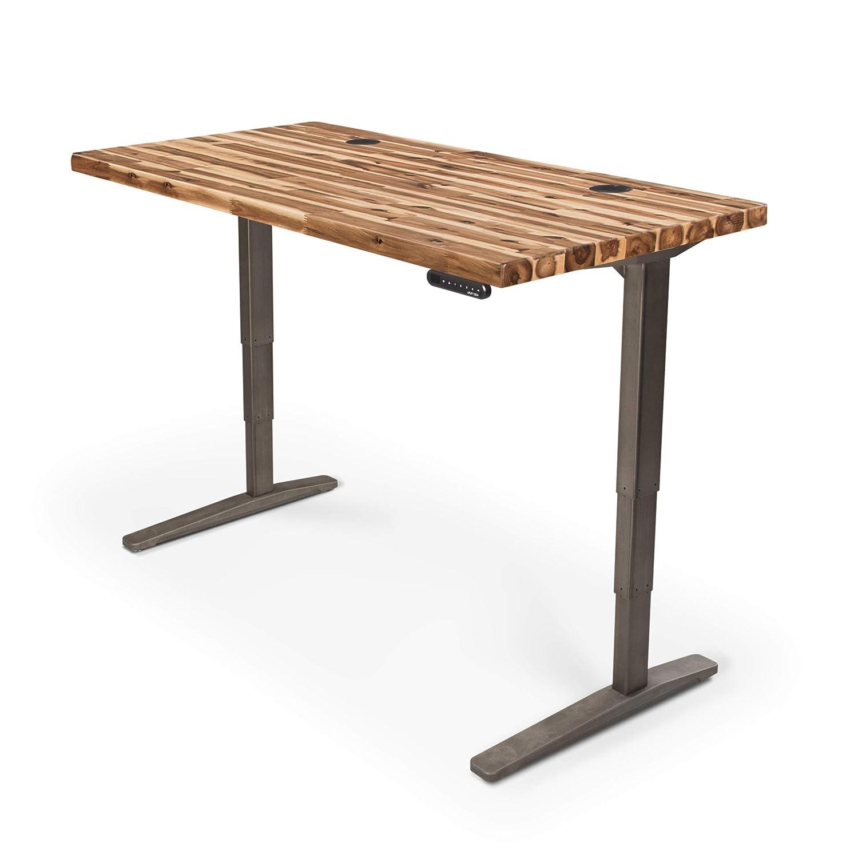 Amazon.com: Uplift V2 Escritorio de pie con escritorio de ...